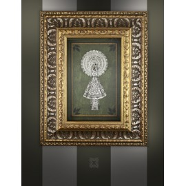Virgen del Pilar con Manto